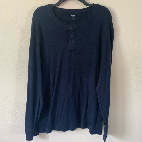 Old Navy Other - Blue Old Navy Long Sleeve Shirt